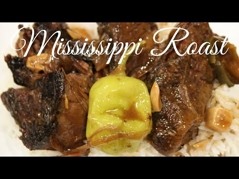 How To Make Slow Cooker Mississippi Roast Quot Las Vegas Style Quot Using Ninja Cooking System W Auto